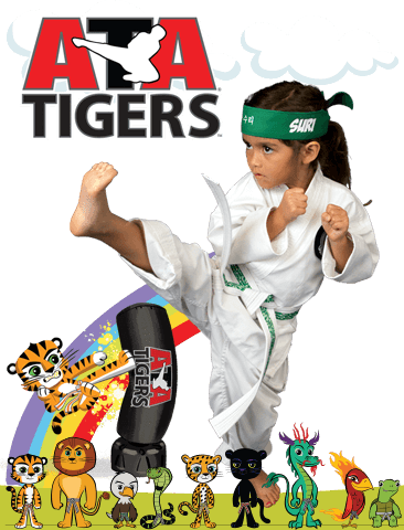 ATA Martial Arts Bismarck ATA Martial Arts - ATA Tigers